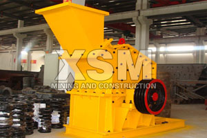 Iron ore sand making machine