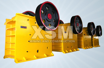 copper jaw crusher