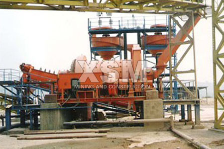 gold ore ball mill application