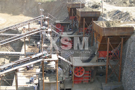 iron ore jaw crusher application