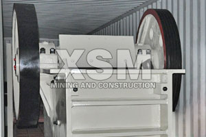 iron ore jaw crusher
