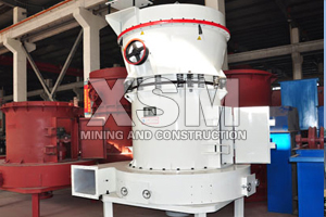marble High Pressure Suspension Grinding Mill