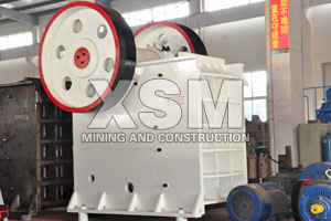 potash feldspar jaw crusher