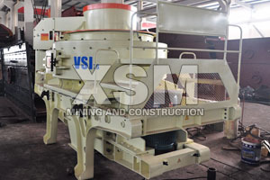 potash feldspar sand making machine