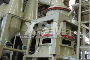 pulverized coal 6r High Pressure Suspension Grinding Mill