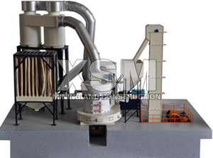 pulverized coal Processing technic