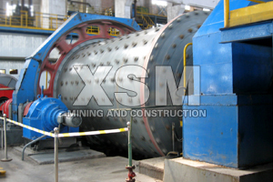 pulverized coal ball mill