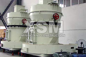 quartz stone High Pressure Suspension Grinding Mill